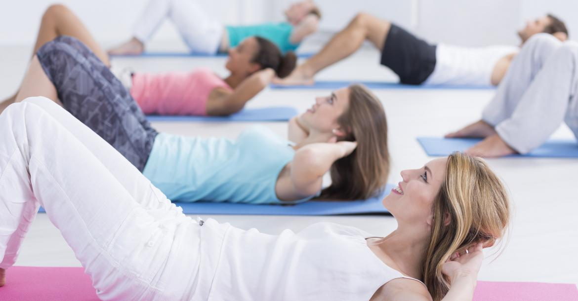 Pilates in Aachen bei UBK Motion